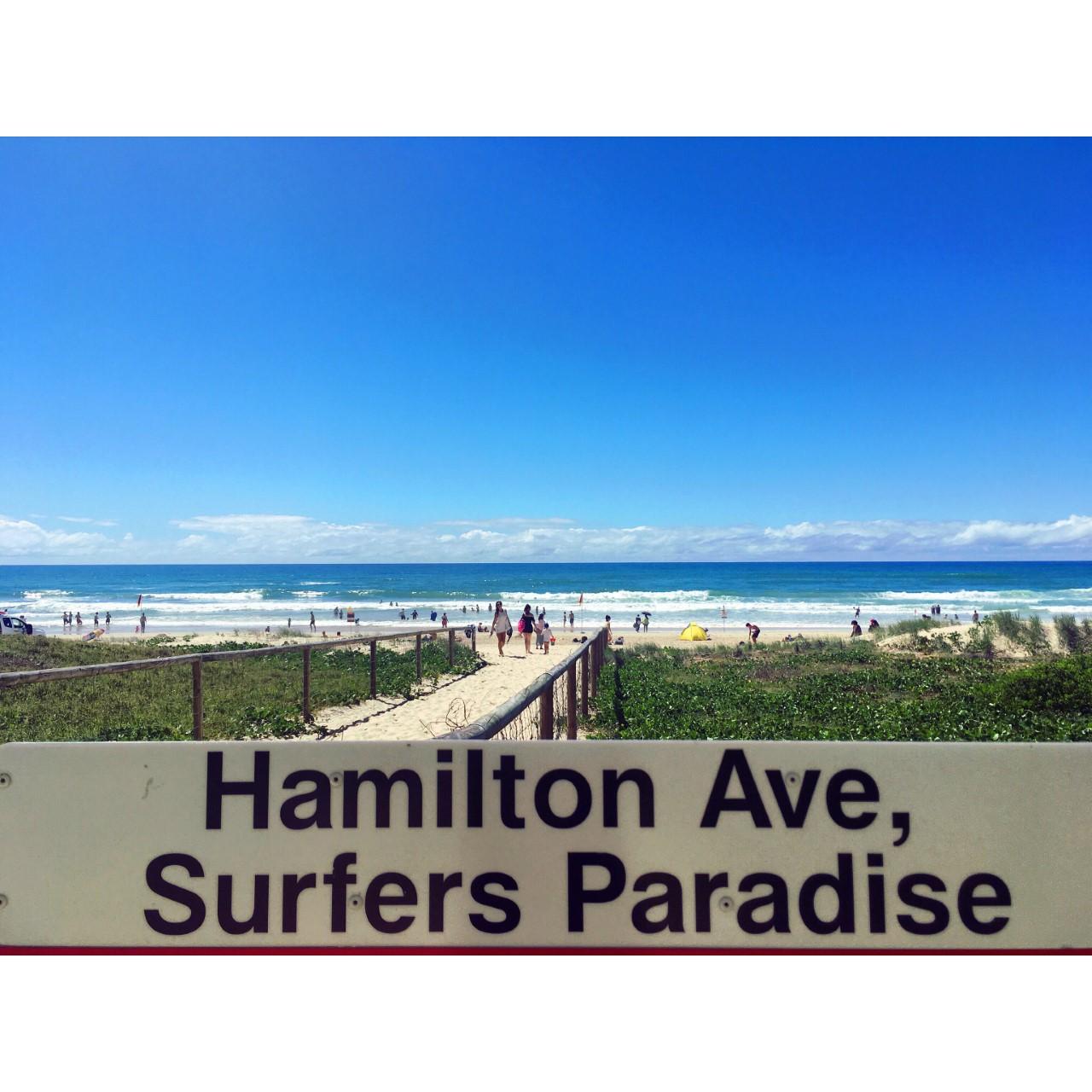 Alla scoperta della Miami australiana. Gold Coast: Surfers Paradise